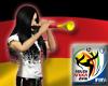 Vuvuzela Germany