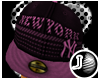 [LF] NEW YORK Cap-P