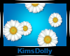 *KD* Floating Daisies
