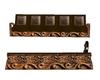Designer Brown Couch