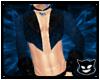 [PP] Punk Blue Jacket M