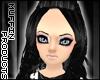 [m] Black Tyra Hair