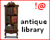!@ Antique library