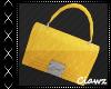 ☪ Thalia Yellow Purse