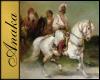 AT Maharaja on Horseback