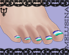 ♆ MLM Toes
