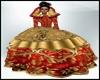 Venetian Carnival Dress