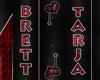 Brett/Tarja Custom Nails