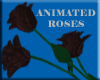 !F! Animated Black Roses