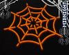 ☽M☾ Neon Orange Web
