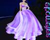 Pastel Lavender Gown