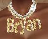 Diamond Gold BRYAN Chain