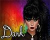 Dark Black Butterfly