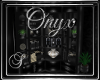 (SL) Onyx Corner Shelves