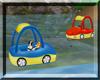 (GD) Waterpark Car float