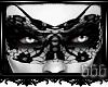 ~V~ Black Lace Mask V1