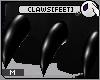 ~DC) Claws[feet] Lex M