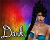 Dark Black Ponytail