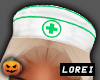 Cannabis Nurse Cap
