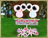 ~H~Valentine Owls