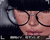 Ms~Cute glasses