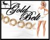 Gold & Diamond Hip Belt