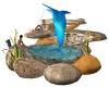 8 Pose Fish Fountain