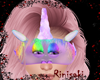 Sleepy Unicorn Mask