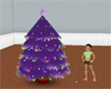 [AR]PurpleXmasTree