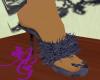 (AG) Velvet Fantasy Shoe