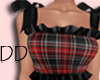 Ruffled Plaid