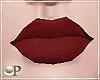 Raika Red Matte Lips