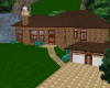 Wooded Country Home
