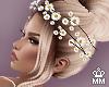 mm. Daisy - Hair Wreath