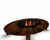 Natural Wood FirePit