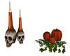 pumpkin decorativas