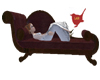 Fainting Couch and poses