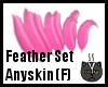 Anyskin Feather Set (F)