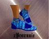 L7 Square Blue Stepperz