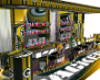 GreenBay Packers Bar