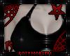 |R| Morbid Halter Black