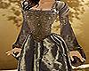Anne Boleyn Silver/Blue