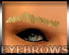 Blonde Male Eyebrows