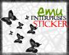 [E] GreyscaleButterflies
