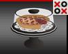 Cherry Pie/Display Stand