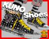 {KUNO}Studs*Sneakers