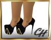 CH-Bryana  Black Heels