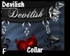Devilish Collar F