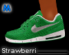 !! Air Max 90 Green n Wt