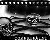 Skull Corset Collar